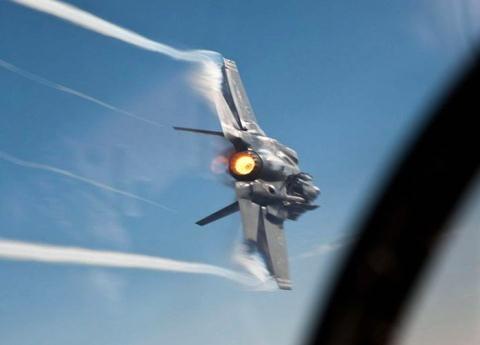 Mỹ thử nghiệm F-35A.