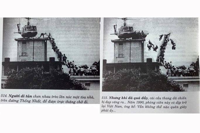 Ảnh trong cuốn 150 năm hình bóng Sài Gòn