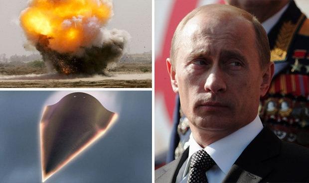 Vũ khí bí mật mới của Putin đã sẵn sàng trước nguy cơ chiến tranh với Ukraine - 1