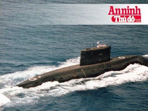 """[Infographic] Sức mạnh tàu ngầm """"Hố đen đại dương"""" Kilo 636.3 - 1"""