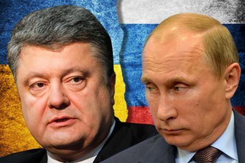 Quan hệ Nga- Ukraine đang nóng chưa từng có.