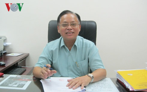 PGS.TS Lê Quốc Lý – Phó Giám đốc Học viện Chính trị Quốc gia Hồ Chí Minh