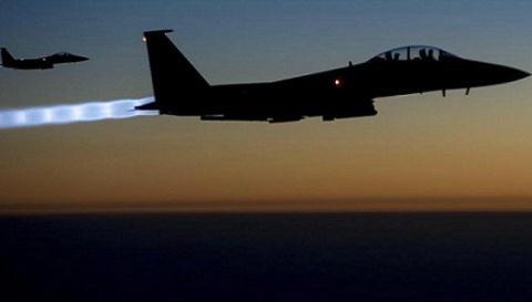 Mỹ đã triển khai chiến đấu cơ trên đất Syria, ở khu vực người Kurd kiểm soát