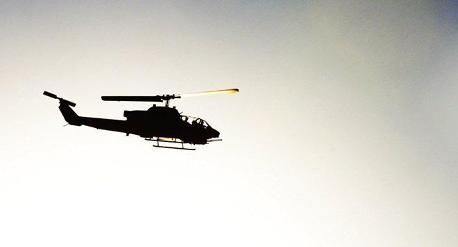 Mỹ đã đưa trực thăng SuperCobra tới Libya (Nguồn: Sputnik)