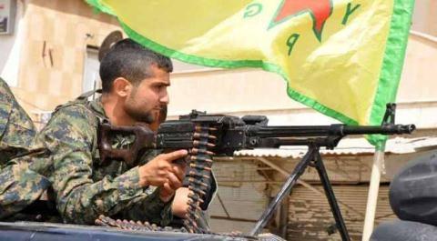 Mỹ tạo cuộc chiến tổng lực người Kurd tràn sang Syria.