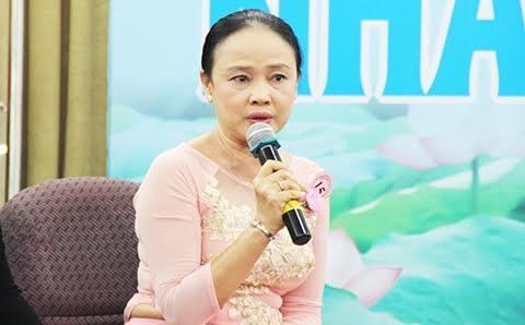 Cô Nguyễn Thị Thu Cúc