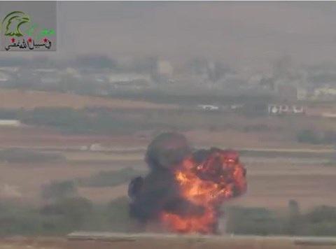Chiếc trực thăng bị bắn hạ do bay ở tầm thấp