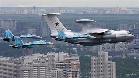 A-100 sẽ thay thế cho máy bay chỉ huy cảnh báo sớm A-50 Beriev của Nga