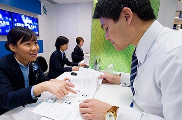 Số lượng nhân viên ngân hàng giảm mạnh