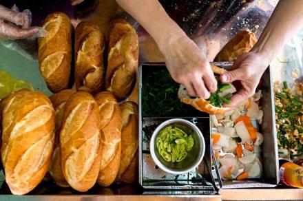 Bánh mì Việt Nam và hành trình chinh phục cả thế giới - 1