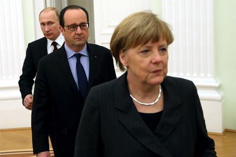 Nga nhìn rõ những điểm yếu của châu Âu?