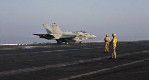 Mỹ nhận trách nhiệm vụ không kích nhầm quân đội Syria nhưng khẳng định tất cả chỉ là tai nạn. Ảnh: AP