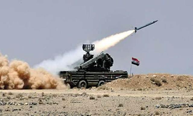Thực lực phòng không Syria mạnh cỡ nào? - 8