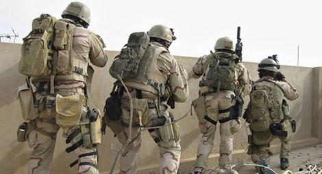Đặc nhiệm SEAL Team 6 ở Afghanistan.