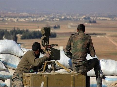 Quân đội Syria đập tan tất cả xe bom tự sát của IS ở Deir ez-Zor
