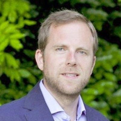 Ông Ben Donnelly - Giám đốc phụ trách khu vực châu Á trường Queen Ethelburga's.