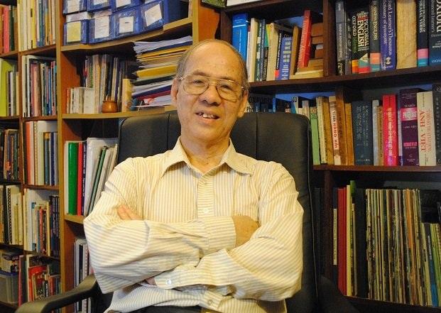 Thầy Nguyễn Quốc Hùng. (Ảnh: Thanh Hùng).