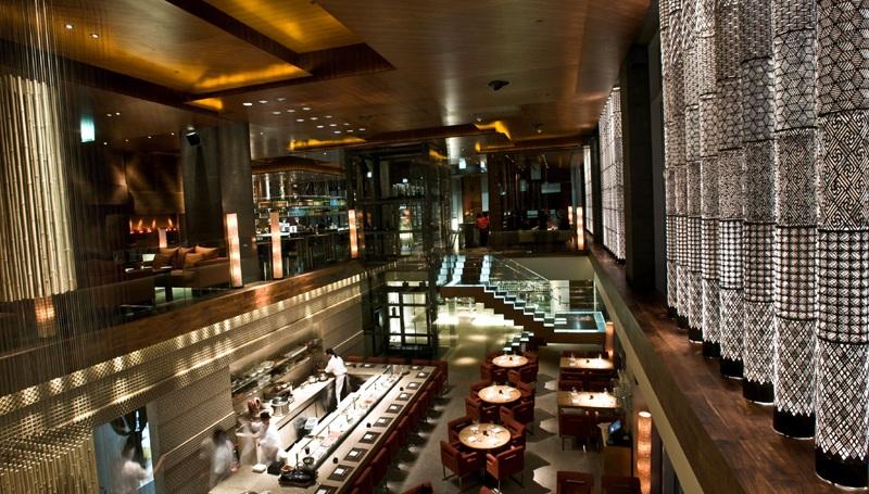 Top 10 nhà hàng sang nhất dành cho giới thượng lưu ở Dubai - 1