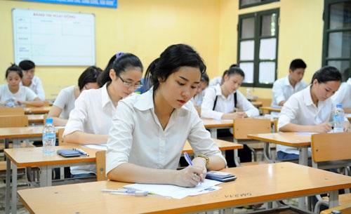 Đón đọc gợi ý giải đề thi và đáp án thi THPT quốc gia 2016 trên Dân trí - 1