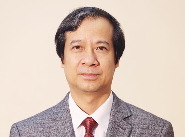 Tân Giám đốc ĐH Quốc gia Hà Nội Nguyễn Kim Sơn