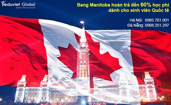 Chính sách hoàn trả 60% học phí và thu hút định cư tại tỉnh bang Manitoba – Canada - 1
