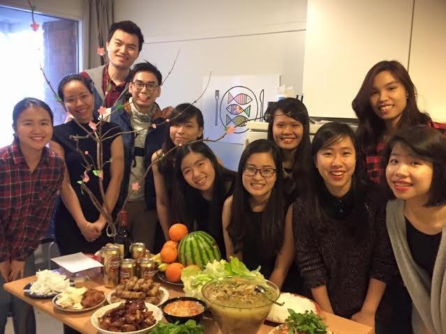 Du học sinh Việt Nam tại Na Uy