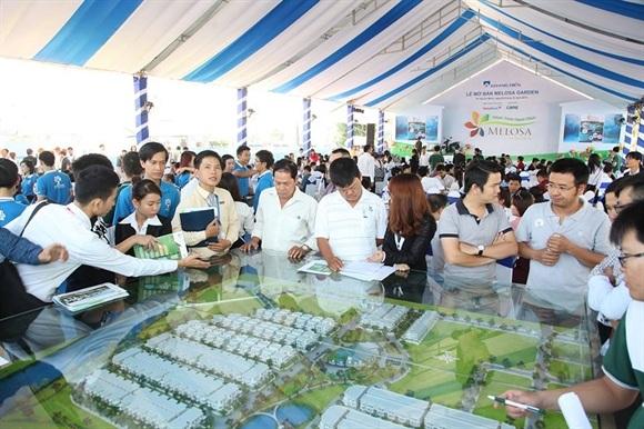 Khách hàng TP.HCM ngày càng quan tâm đến phân khúc biệt thự, nhà liên kế khu Đông Sài Gòn