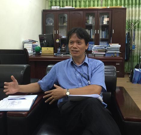 PGS.TS Phạm Hồng Chương – Phó hiệu trưởng trường Đại học Kinh tế Quốc dân
