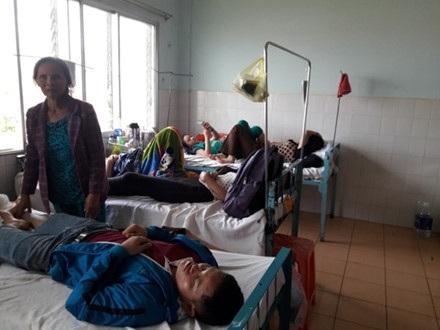 Bộ Y tế được dẫn lời nói, sẽ đi kiểm tra dịch SXH tại 18 tỉnh trọng điểm. Ảnh Đình Văn.