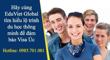 """Lộ trình du học đảm bảo chắc chắn vào các trường đại học hàng đầu của Úc"""" - 1"""