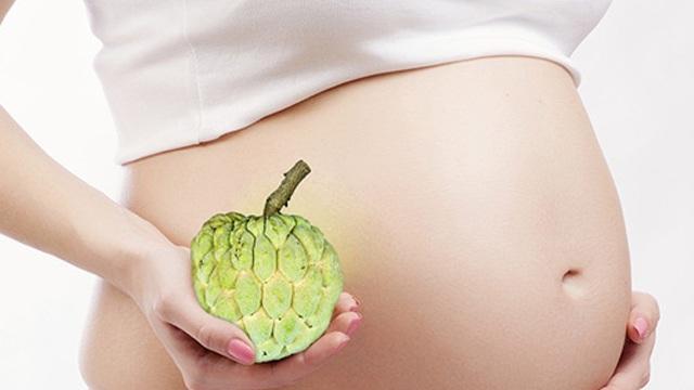 Phụ nữ mang thai có tiền sử bệnh tiểu đường nên hạn chế ăn na. Ảnh minh họa.
