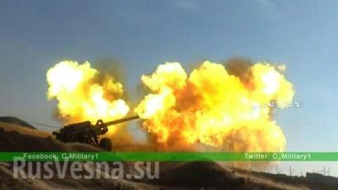 IS tại Aleppo bị đánh bại bởi các cuộc không kích - 2