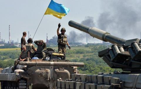 Ukraine vi phạm gói giải pháp về việc giải quyết hòa bình ở Donbass
