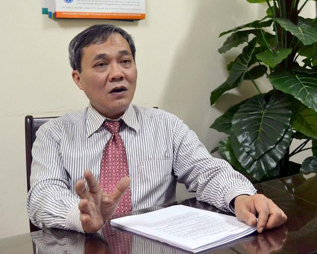 Ông Phạm Lương Sơn - Phó Tổng GĐ BHXH VN.