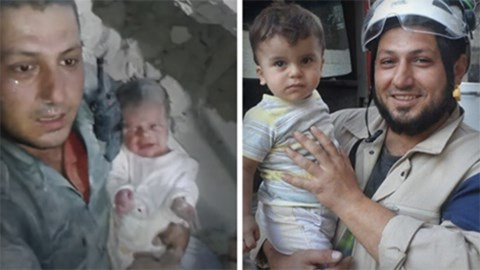 """Cái chết của """"người anh hùng"""" Aleppo khiến thế giới lặng đi - 2"""