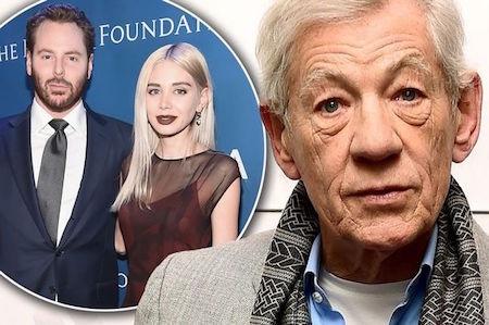 Ian McKellen đã từ chối tham dự lễ cưới của Sean Parker