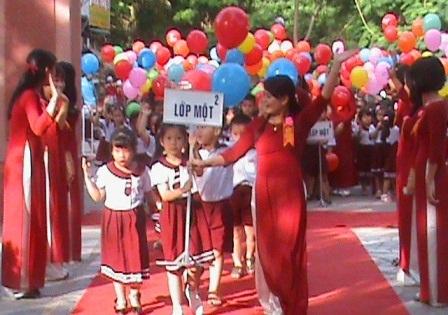 Cả nước thống nhất tổ chức Lễ Khai giảng năm học mới vào ngày 5/9 - 1
