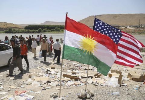 Mỹ dùng đòn hy sinh không chỉ với người Kurd ở Syria.