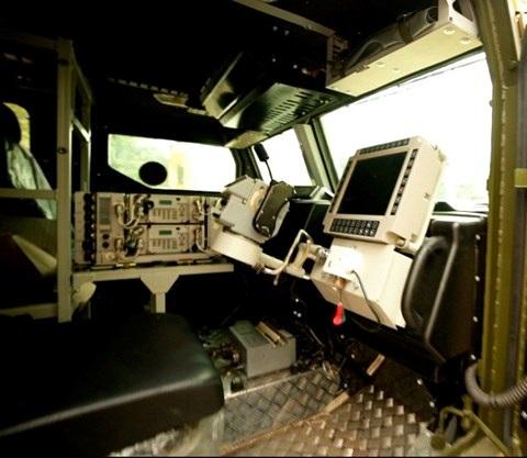 Nga trình làng lựu pháo tự hành Phlox 120mm mới - 2