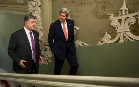 Mỹ ngầm nói Ukraine liệu đường lo thân? - 2