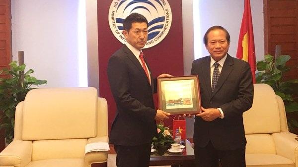 Đề xuất Nhật Bản hỗ trợ Việt Nam về An toàn thông tin - 2
