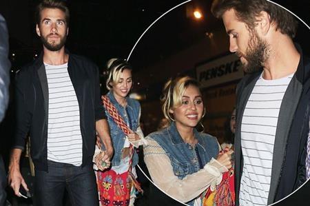 Miley Cyrus vừa công khai hẹn hò với bạn trai