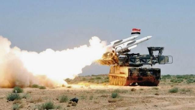 Thực lực phòng không Syria mạnh cỡ nào? - 9