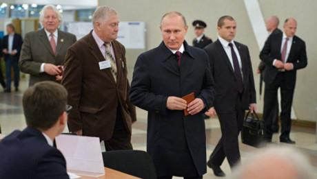 Ông Putin sẽ có thêm một nhiệm kỳ làm Tổng thống Nga?