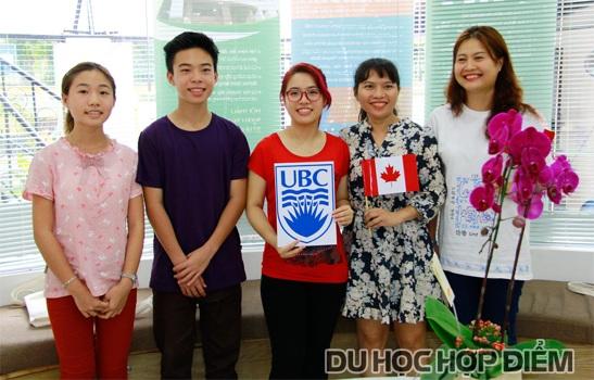 Chia sẻ của DHS Việt về hành trình vào ĐH British Columbia danh giá - 1