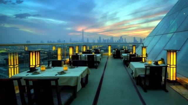 Top 10 nhà hàng sang nhất dành cho giới thượng lưu ở Dubai - 10