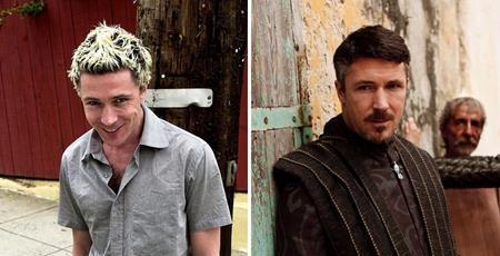 """Aidan Gillen đã thay đổi khá nhiều khi hóa thân thành nhân vật Petyr Baelish trong """"Trò chơi vương quyền"""""""