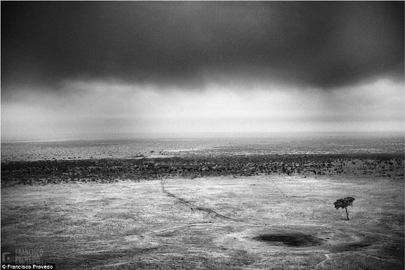 Rung động với những bức ảnh vùng nông thôn Kenya - 12