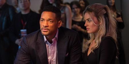 """… và """"Focus"""" đóng cùng Will Smith"""