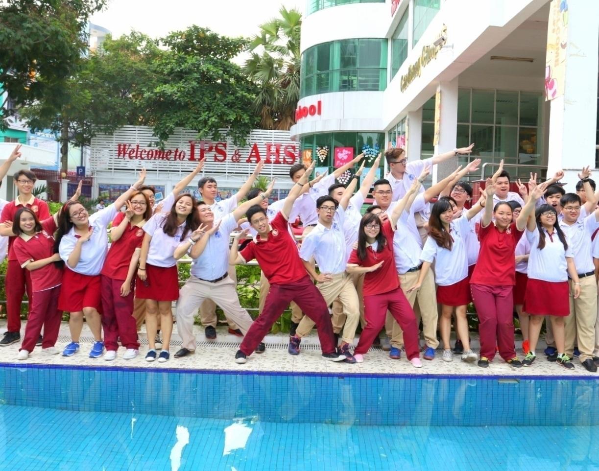 """Bộ ảnh kỷ yếu """"một thời đáng nhớ"""" của học sinh Trường Quốc tế Á Châu - 2"""